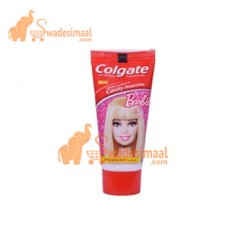 Colgate Toothpaste Kids, Barbie, Red, 80 g