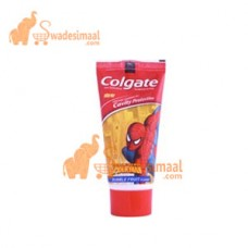 Colgate Toothpaste Kids, Spiderman, Blue, 80 g