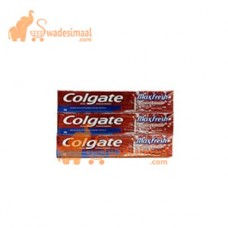 Colgate Toothpaste Max Fresh Red, Pack Of 3 U X 80 g