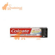 Colgate Toothpaste Total Charcoal, 140 g