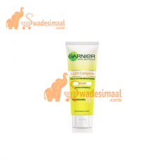 Garnier Skin Naturals Light Duo, Facewash 50 g
