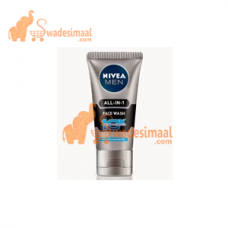 Nivea Men Face Wash All in One, 50 g