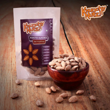 Roasted Salted Almonds 80 Gms