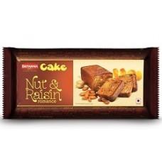 Britannia Cakes Nut N Raisin Romance, 160 G