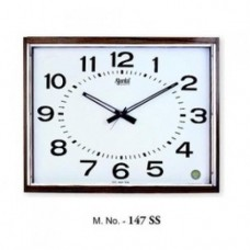 Orpat Office Clock Wooden(7900)