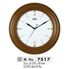 Orpat Wooden simple clock(7517)