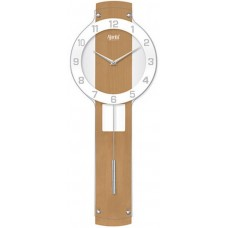 Orpat Wooden Glass Pendulum Clocks(7907)