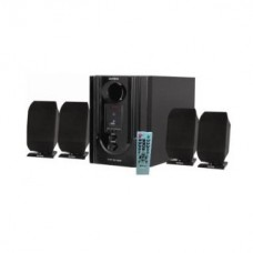 Intex IT 301 Home Audio Speaker(Black, 4.1 Channel) IT 301