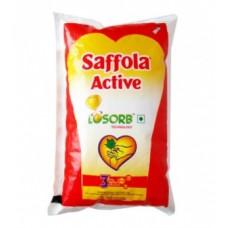 Saffola Gold Oil Pouch 1 Litre