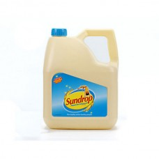Sundrop Superlite Refined Oil Jar 5 Litre