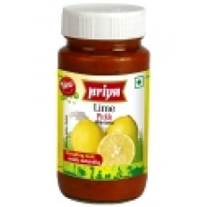 Lime in Mustard Oil 300gms