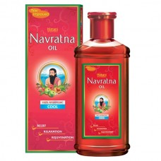 Navratna Cool Hair Oil 300 ml