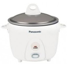 Panasonic SR-G06 0.6-Litre 300-Watt Small Family Size Rice Cooker