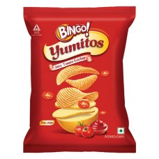 Bingo Chips Tomato Mirch, Small