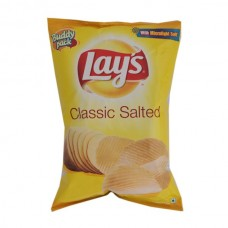 Lays Chips Classic Salted, Large