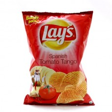 Lays Chips Spanish Tomato, Large
